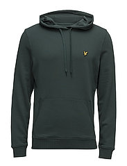 Pullover Hoodie - FOREST GREEN
