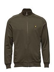 Tricot jacket - DARK SAGE