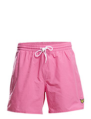 Plain swim short - Hot Pink