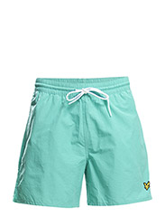 Plain swim short - Vert Green