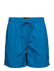 Plain Swim Short - DEEP COBALT