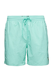Plain Swim Short - SPRING GREEN