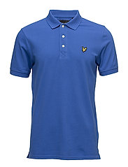 Polo Shirt - LAKE BLUE