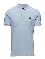 Polo Shirt - BLUE MARL
