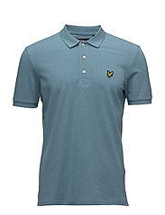 Polo Shirt - PACIFIC BLUE MARL