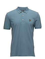 Polo Shirt - PACIFIC BLUE MARL
