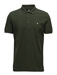 Polo Shirt - DARK SAGE MARL