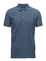Polo Shirt - INDIGO MARL