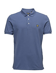 Polo Shirt - STORM BLUE