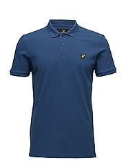Polo Shirt - TRUE BLUE