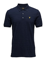 Dazzle Polo Shirt - NAVY