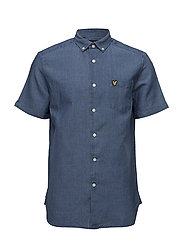 Indigo Shirt - LIGHT INDIGO