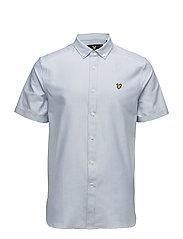 SS Oxford Shirt - RIVIERA