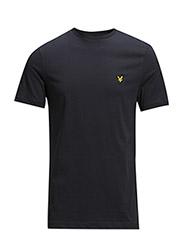 SS Crew neck t-shirt - New Navy