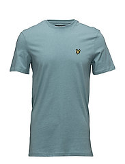 T-Shirt - AQUA GREEN MARL