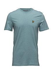 T-Shirt - AQUA GREEN MARL