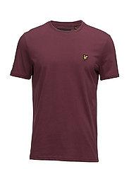 T-Shirt - CLARET JUG