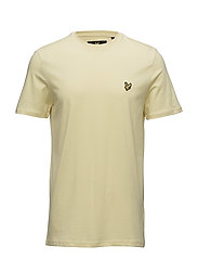 T-Shirt - PALE YELLOW
