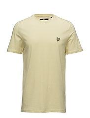T-Shirt - PALE YELLOW