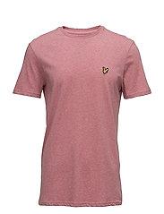 T-Shirt - POMEGRANATE MARL