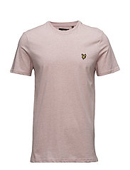 T-Shirt - SOFT PINK MARL