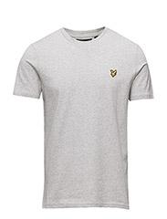 T-Shirt - LIGHT GREY MARL