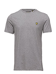 T-Shirt - MID GREY MARL