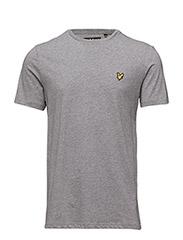 T-Shirt - MID GREY MARL