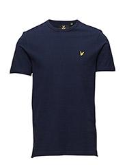 Pique T-shirt - NAVY