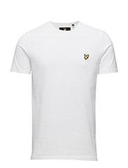 Pique T-shirt - WHITE