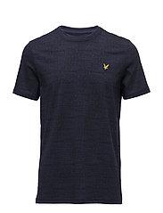 Micro Train Print T-Shirt - NAVY