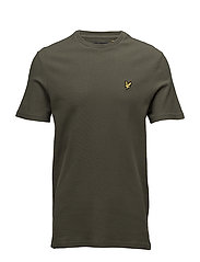 Honeycomb T-shirt - OLIVE
