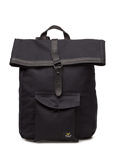 Lyle & Scott Roll Top Backpack