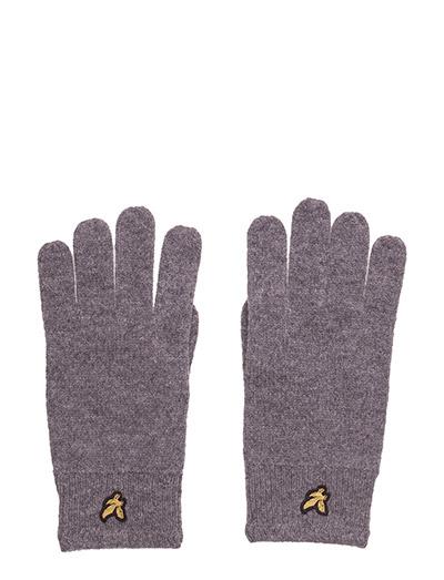 Lyle & Scott Racked rib gloves