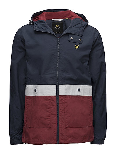 Lyle & Scott Archive Stripe Jacket