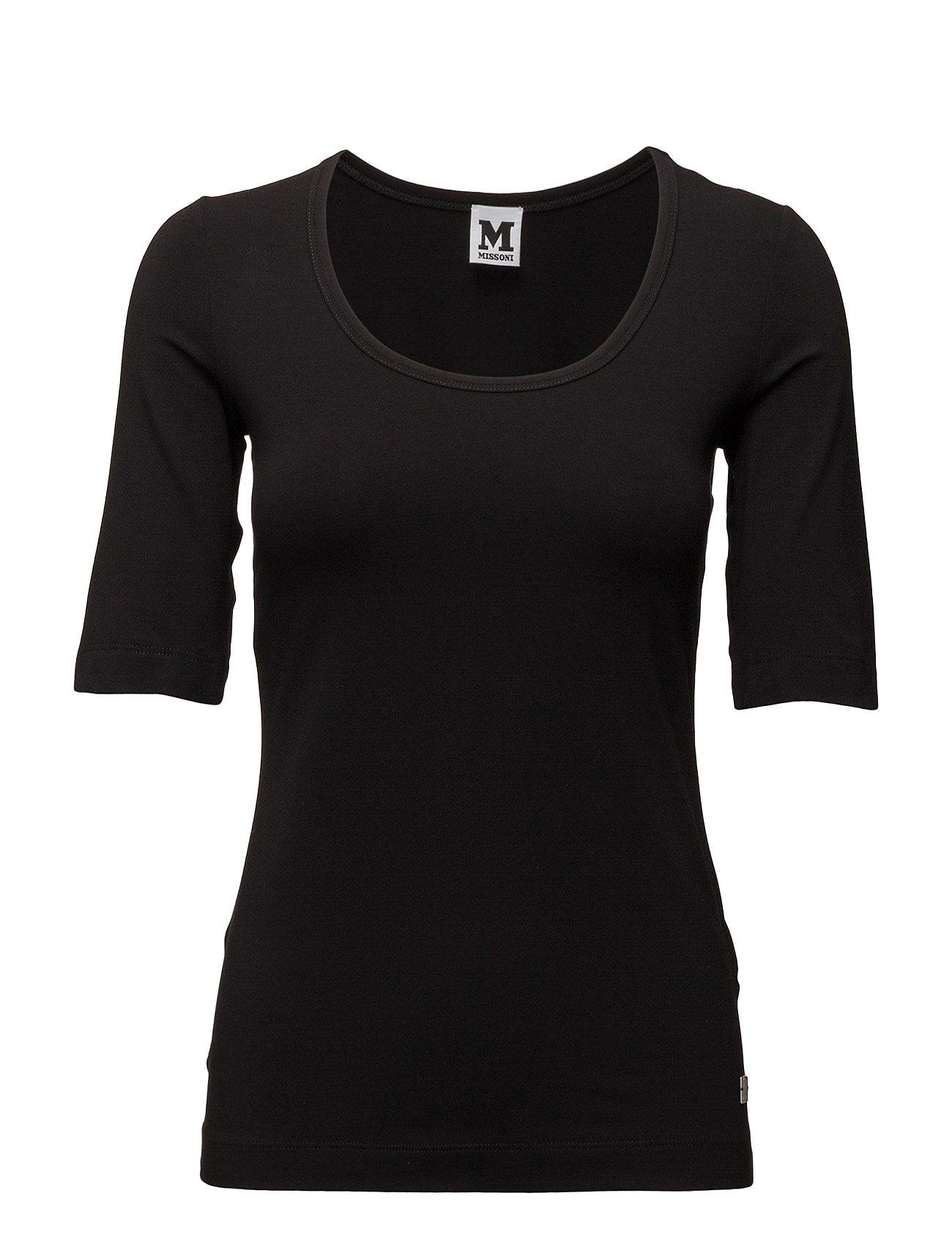m missoni – T-shirt jersey fra boozt.com dk