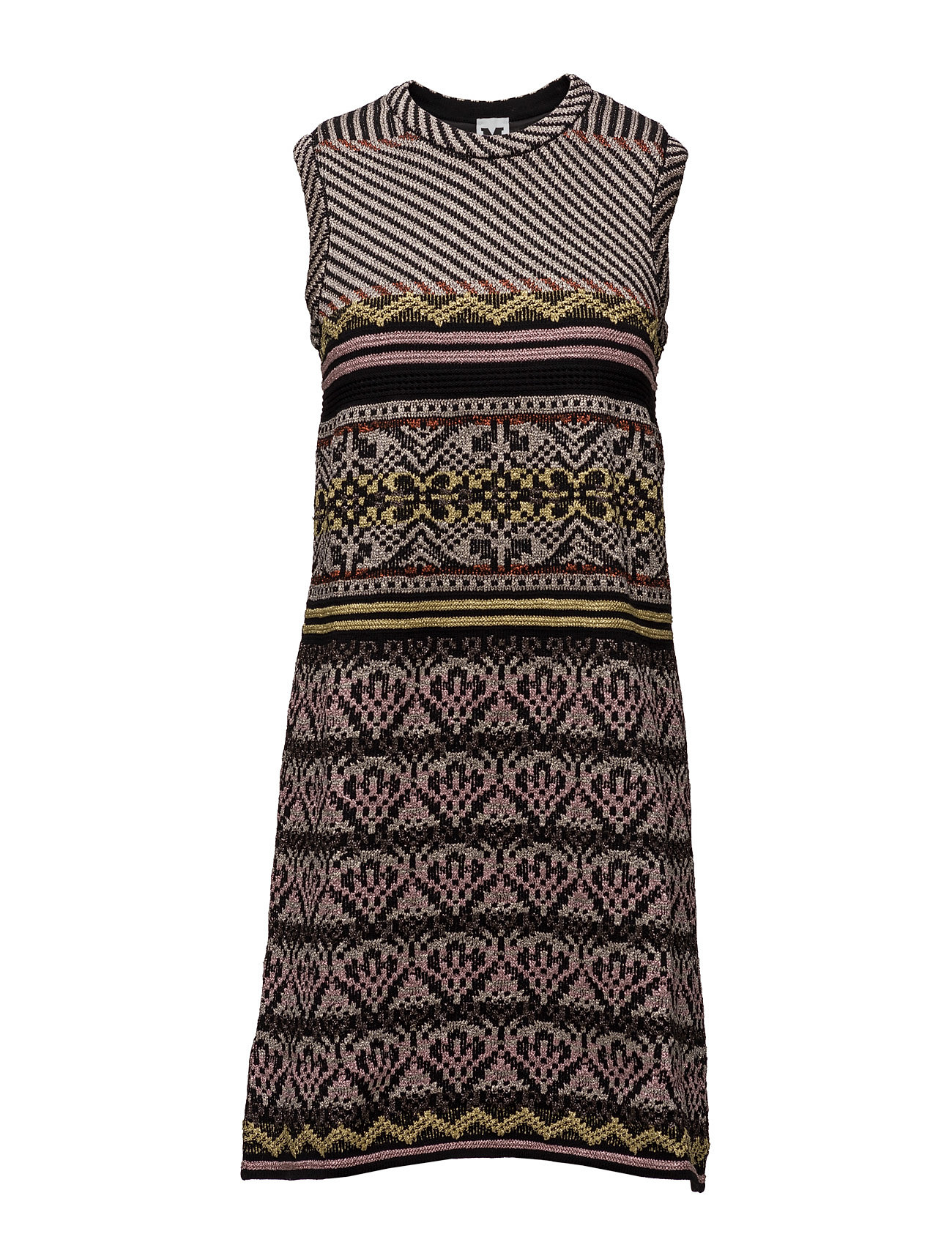 m missoni – M missoni-dress knitted på boozt.com dk