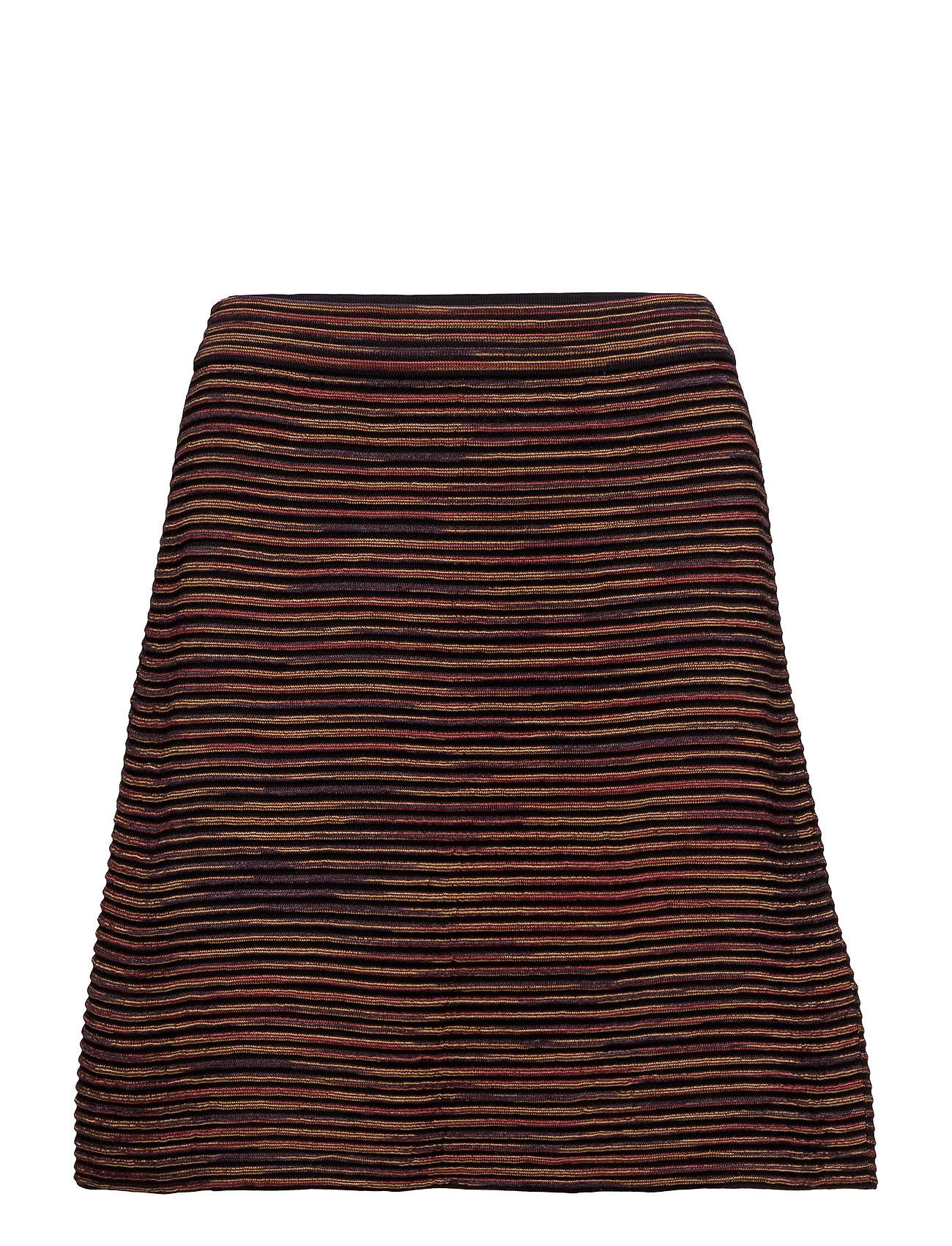 M missoni-skirt knitted fra m missoni fra boozt.com dk