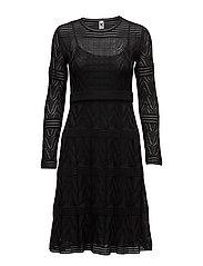 M Missoni-DRESS - BLACK