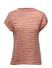 M MISSONI-SWEATER - CORAL