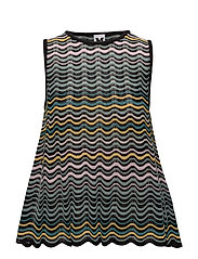 M MISSONI-TOP - BLACK