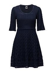 M MISSONI-DRESS - BLUE