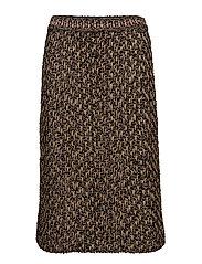 M Missoni Skirt - BLACK