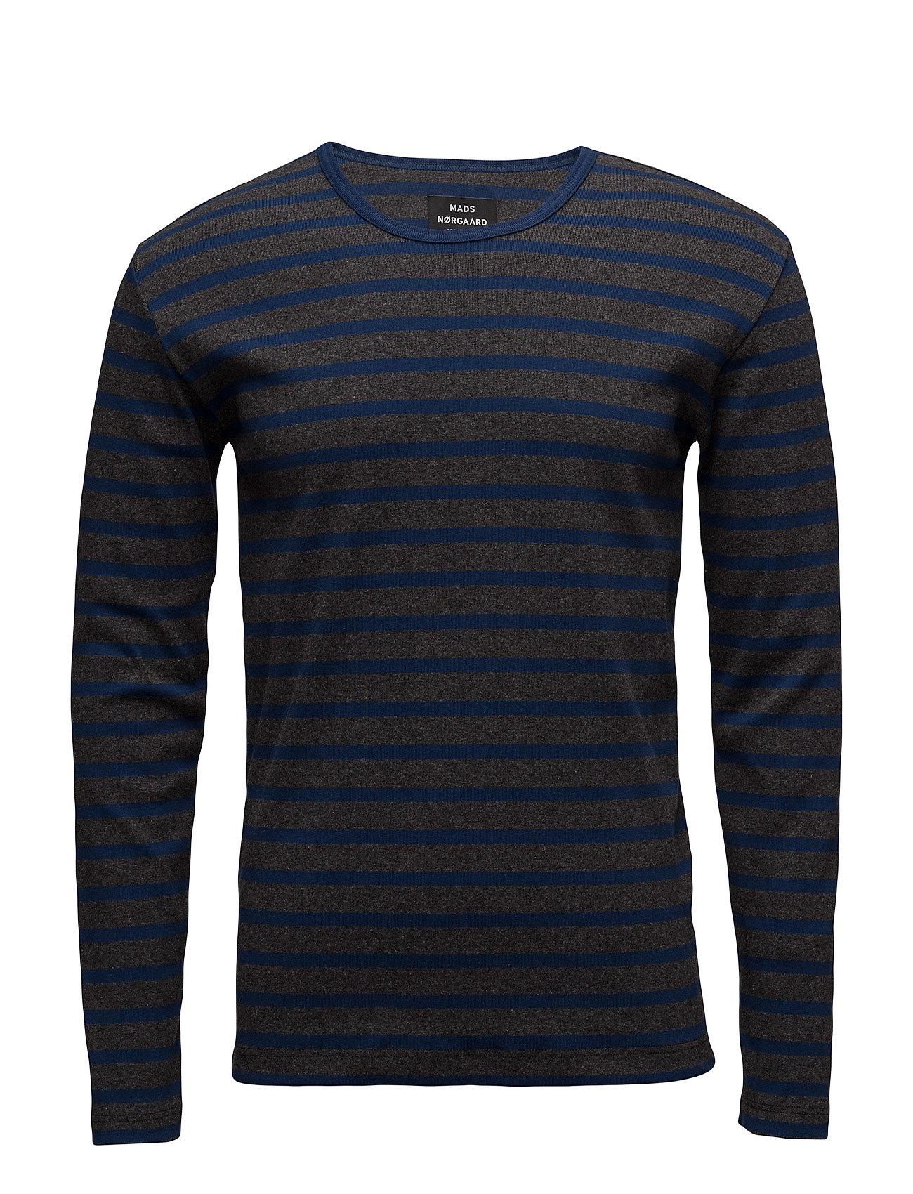 12a372bc4ec Køb Trio Rib Tobias Long 17-1 Mads Nørgaard T-shirts i til Mænd i en online  modebutik