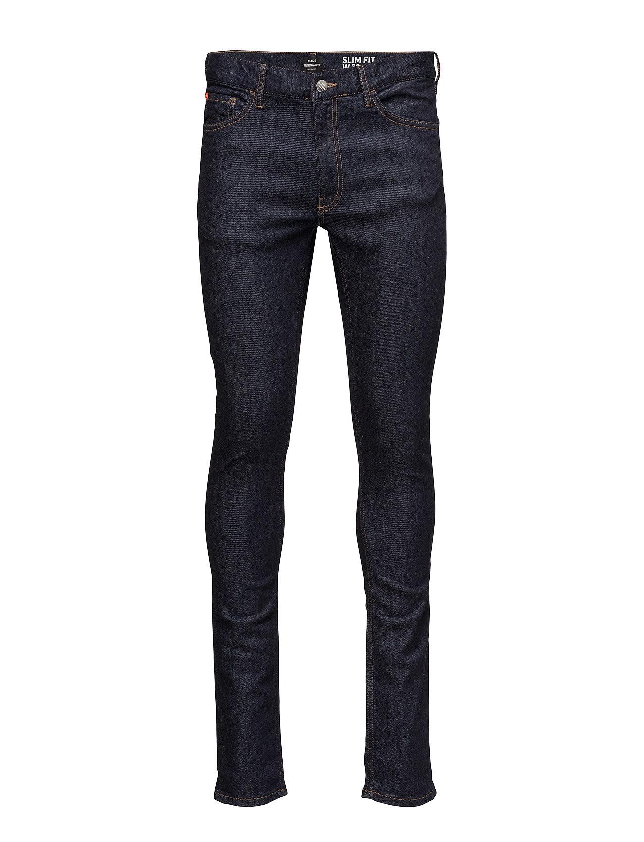 Slim Fit Rinse 17-1 Mads Nørgaard Jeans til Mænd i