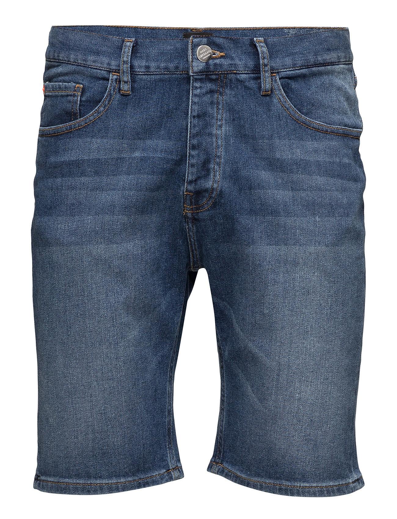 mads nã¸rgaard Denim shorts stone 17-1 fra boozt.com dk