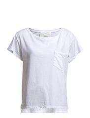 Jersey dip Torva - White