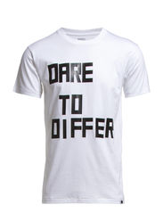 Printed Tee Thor Dare - White