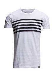 Favorite Thor Sports Stripe - White