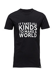 Hard Cotton Thor World - BLACK